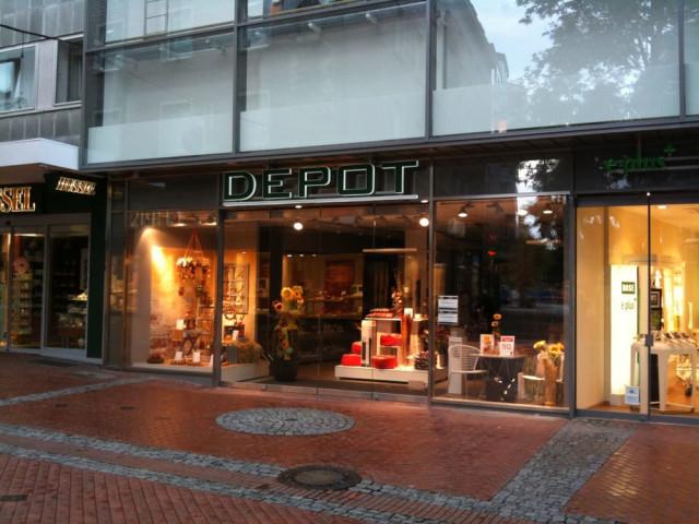 Depot Fil Gelsenkirchen Tel 0209 359840