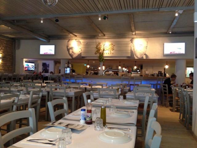 Frankfurt Griechisches Restaurant