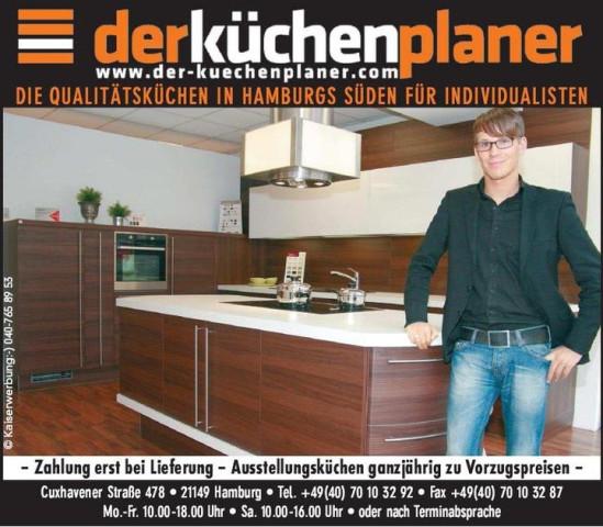 Der Küchenplaner der küchenplaner tel 040 701032 öffnungszeiten