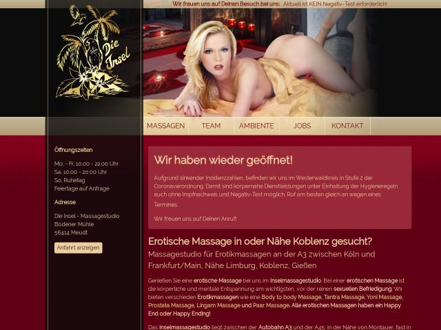 Erotische massagen sind was Erotische Massagen