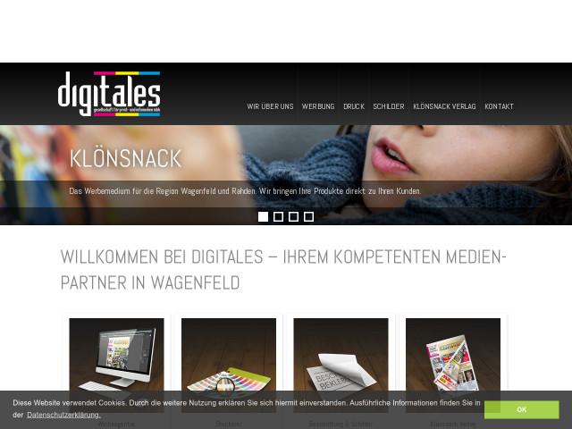 Digitales Gesellschaft Für Print Und Infomedien Mbh Tel