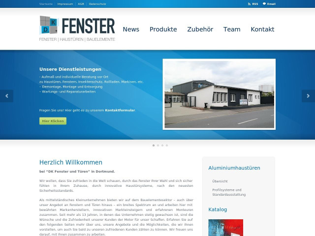Dk Fenster Und Turen Tel 0231 16793 Adresse