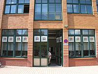 Druckerei Braul Gewerbezentrum Pankow Aufgang G Digitaldruck