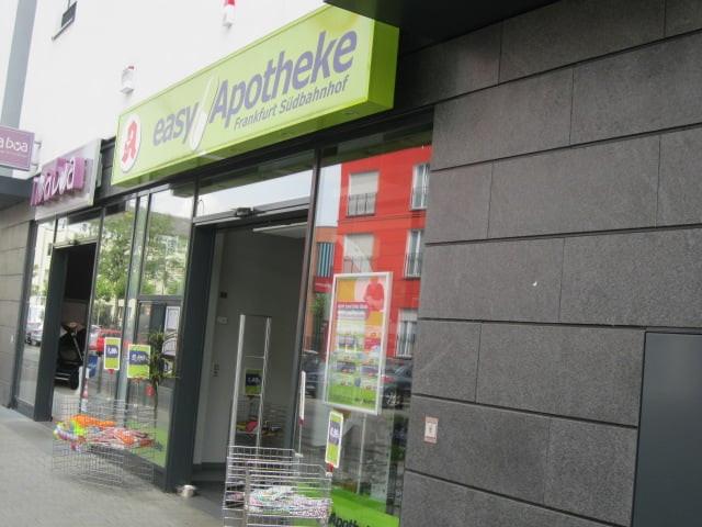 Easy Apotheke Frankfurt
