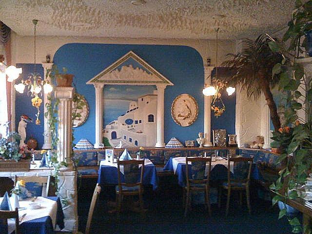 El Greco Griechisches Restaurant Griechische Und Internationale