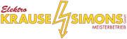 Logo Elektro Krause & Simons GmbH