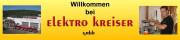 Logo Elektro Kreiser GmbH