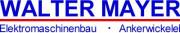 Logo Elektromotoren Ankerwickelei Walter Mayer GmbH