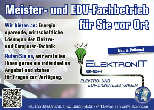 Elektronit Gmbh Tel 02238 96967 Bewertung