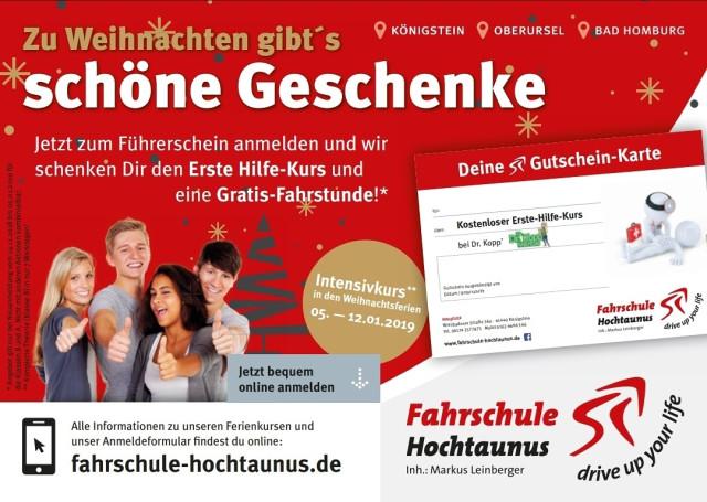 Fahrschule Hochtaunus Drive Up Your Life Markus Leinberger