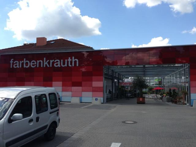 Darmstadt Baumarkt