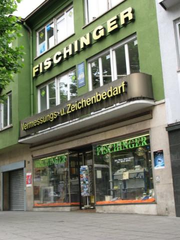 Fischinger Kg Zeichen Vermess Bed Tel 0711 1209399