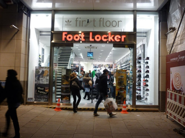 Foot Locker Düsseldorf Altstadt