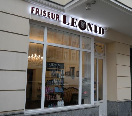 """Friseursalon """"Leonid"""" Friseur - Berlin Halensee - 21 Bewertungen"""