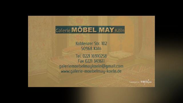 Galerie Möbel May Köln City Sonja Pohl Tel 0221 169102