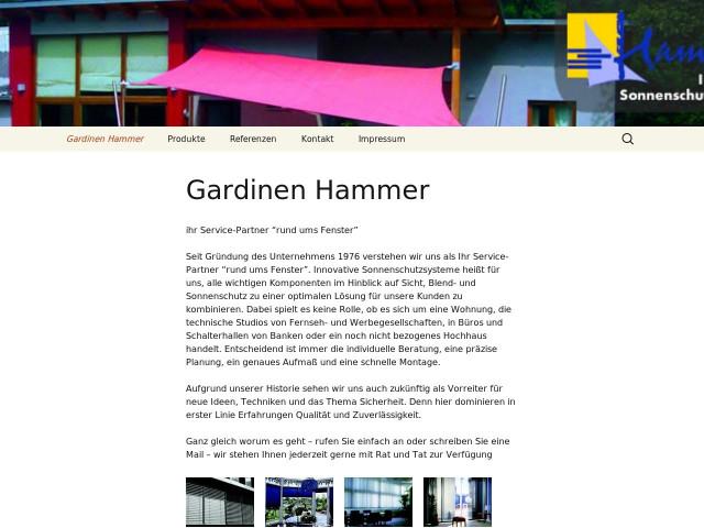 Hammer Raumausstatter gardinen hammer inhaber armin hammer tel 069 2944