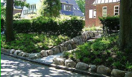 Garten und landschaftsbau hamburg elbvororte louwien kg for Gartengestaltung langer garten