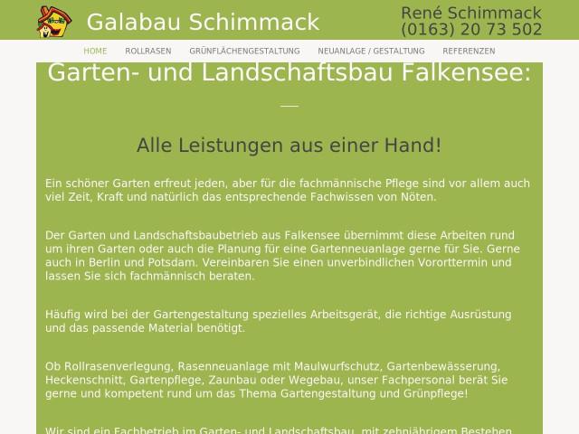 ▷ garten und landschaftsbau rené schimmack ✅ | tel. (03322, Garten ideen