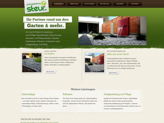 Gartengestaltung steur inh florian steur tel 02235 79976 - Gartenbau erftstadt ...