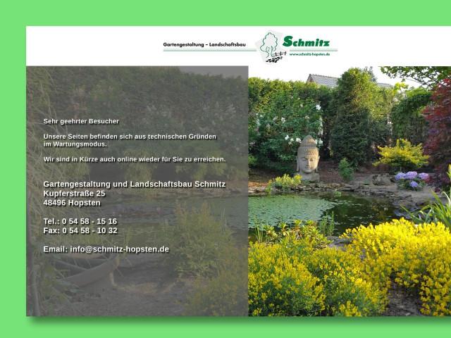 ▷ gartengestaltung und landschaftsbau schmitz ✅ | tel. (05458