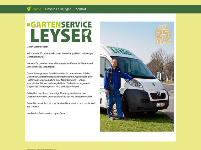 ▷ gartenservice leyser ✅ | tel. (069) 78922 ☎ - 11880, Garten ideen