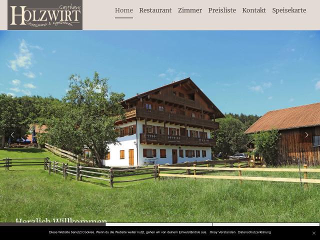 Gasthaus Holzwirt Familie Lautenbacher Dietramszell Offnungszeiten Telefon Adresse