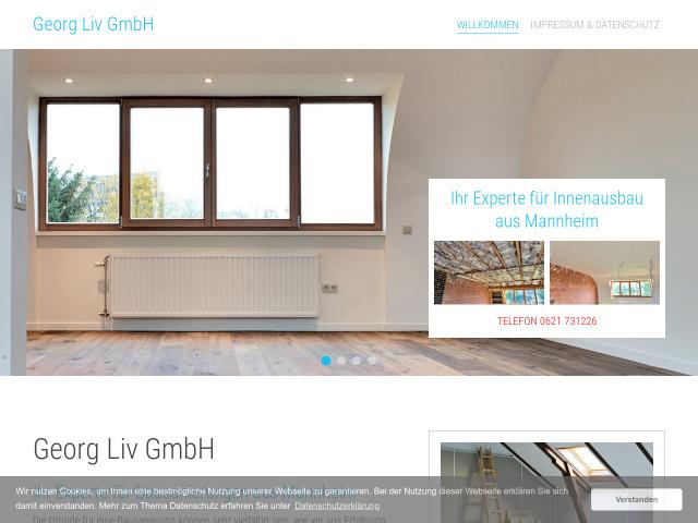 ▷ Georg Liv GmbH ✅ | Tel. (0621) 7312... ☎ - Öffnungszeiten