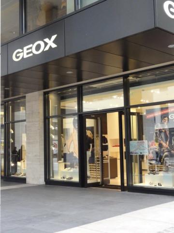 sehen beliebte Geschäfte Outlet Store Verkauf GEOX Retail S.rl. - German Branch Frankfurt Innenstadt ...