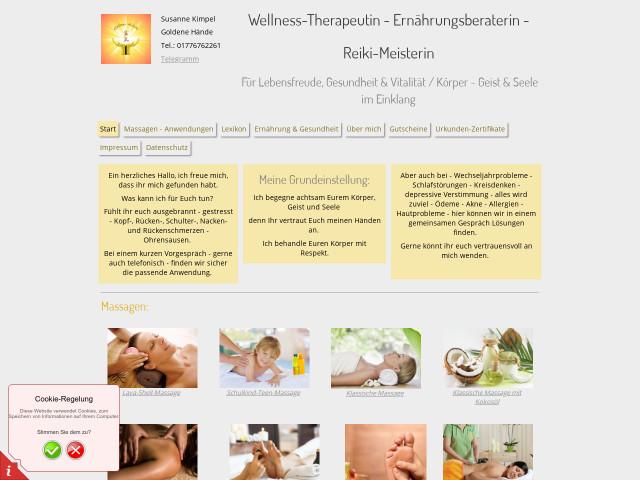 Massagen in offenbach