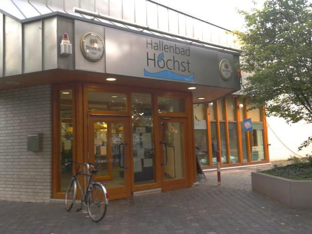 Hallenbad Frankfurt