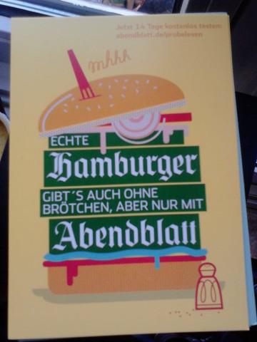 Hamburger Abendblatt Adresse