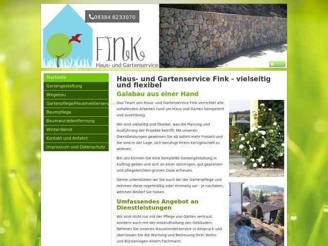 ▷ Haus- und Gartenservice Fink ✅ | Tel. (08384) 82330 ...
