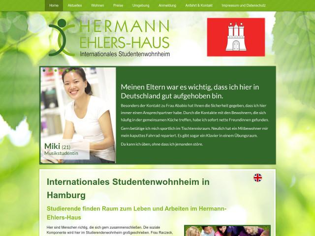 Hermann Ehlers Haus Internationales Studentenwohnheim