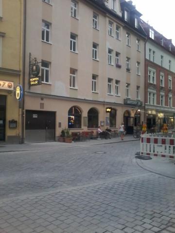 Hopfendolde München