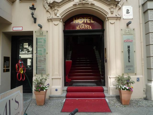 Hotel Augusta Berlin Fasanenstr Com