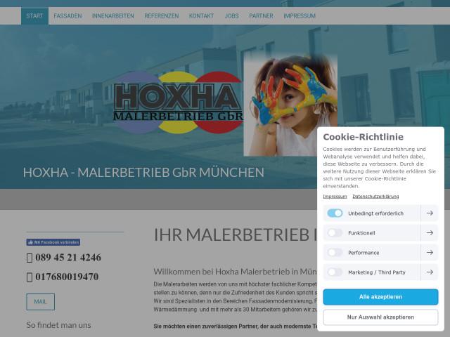 Wärmedämmung München hoxha malerbetrieb gbr tel 0176 800194 adresse