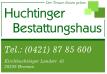 Huchtinger Bestattungshaus Laage & Briege oHG Bremen