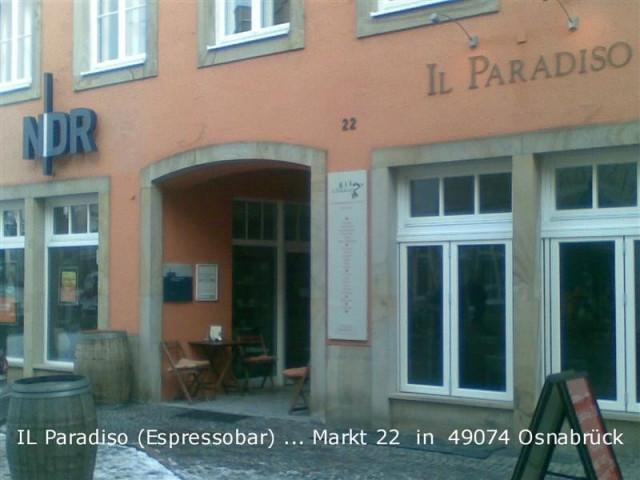 ▷ Il Paradiso ✅   Tel. (0541) 97066... ☎ - Bewertung, Adresse