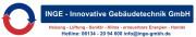 Logo INGE-Innovative Gebäudetechnik GmbH