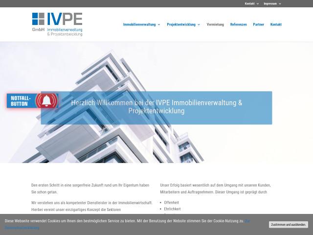 ivpe immobilienverwaltung projektentwicklung m nchengladbach ffnungszeiten telefon adresse