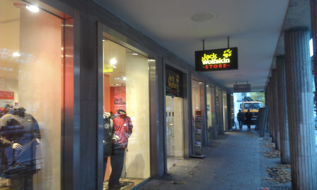 Jack Wolfskin Store Bielefeld Innenstadt   Öffnungszeiten