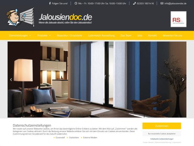 Jalousien Köln jalousiendoc de wenn die jalousie stockt rufen sie den