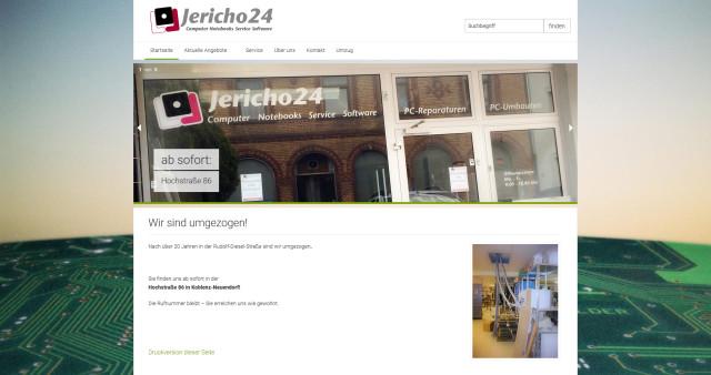Jericho24 Koblenz | Öffnungszeiten | Telefon | Adresse