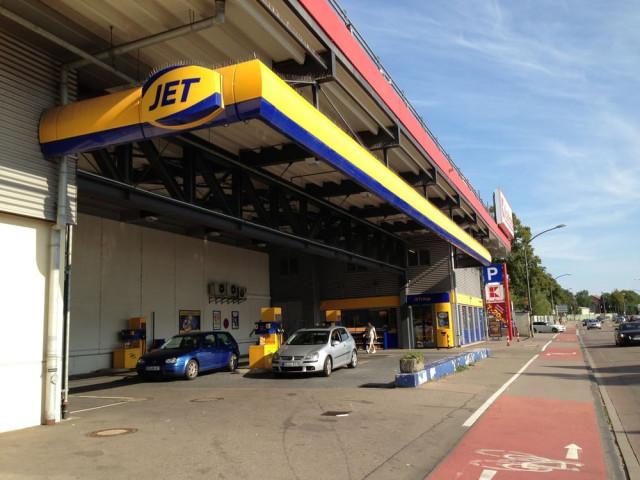 Jet Tankstelle Zuffenhausen