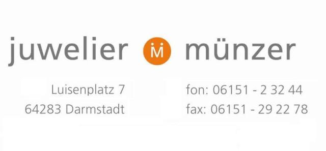 Juwelier Münzer Uhren Und Schmuck Gmbh Tel 06151 232