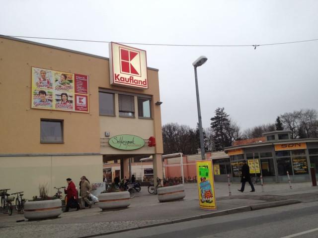 kaufland in der nähe berlin