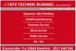 KFZ Technik Rummel Bielefeld
