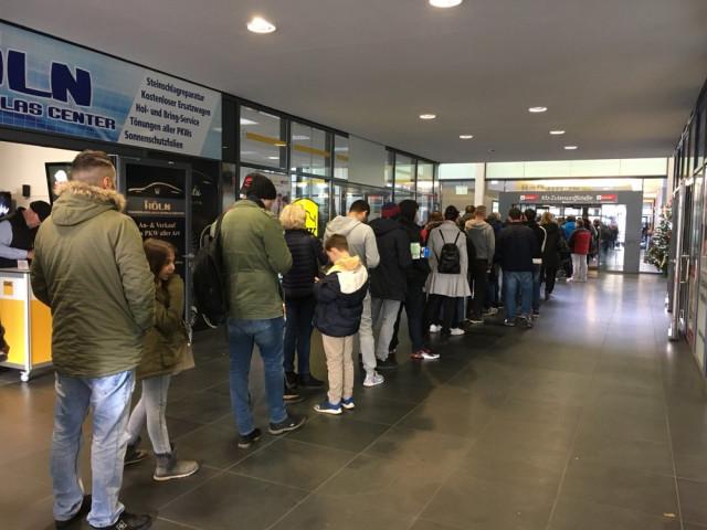 Zulassungsstelle Köln Poll öffnungszeiten