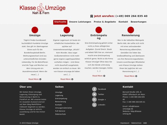 Umzüge Offenbach klasse umzüge tel 069 264835 öffnungszeiten