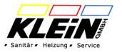 Logo Klein GmbH, Hans Martin